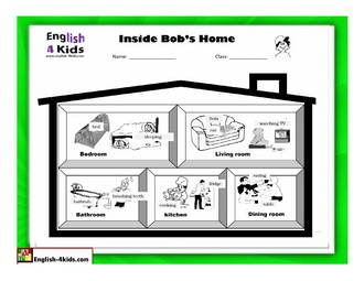 English for kidsesl kids flashcards home prepositions flashcards home cards small sized ccuart Image collections
